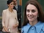 Con đầu lòng của Meghan và Hoàng tử Harry dù chưa chào đời đã làm nên lịch sử của Hoàng gia Anh, điều 3 con nhà Kate không có-2