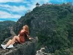 Thị phi thì mặc thị phi, bạn gái Quang Hải vẫn khiến nhiều người trầm trồ vì có ảnh độc chụp bên dàn trai đẹp-5