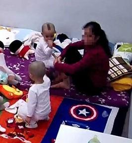 Vụ camera ghi lại cảnh giúp việc tát, quật ngã bé trai 2 tuổi ở Hà Nội: Tôi đối xử với bà ấy không thiếu thứ gì-3