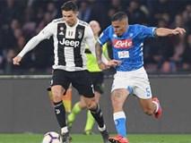 Napoli 1-2 Juventus: Ronaldo khiến thủ môn đối phương nhận thẻ đỏ