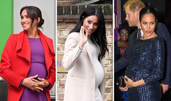 Con đầu lòng của Meghan và Hoàng tử Harry dù chưa chào đời đã làm nên lịch sử của Hoàng gia Anh, điều 3 con nhà Kate không có-1