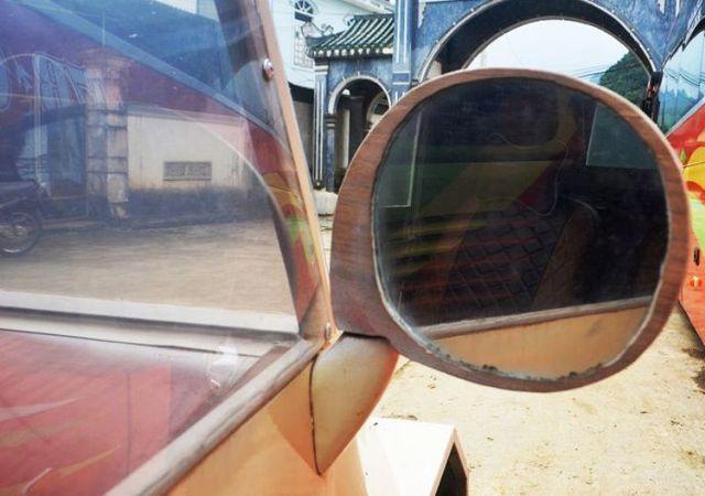 """9x Nghệ An tự chế siêu xe"""" từ động cơ xe máy-3"""