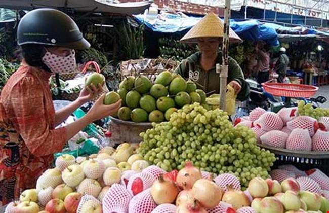 Lật tẩy các mánh khóe đổi quốc tịch hoa quả xuất xứ Trung Quốc thành hàng xịn-1