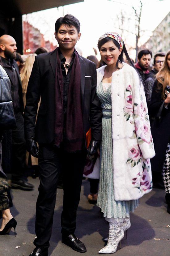 Mẹ chồng Hà Tăng đụng váy 57 triệu đồng với công nương Kate: Ai đẹp hơn ai?-2