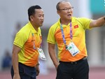 Trợ lý Lê Huy Khoa bất ngờ ghé thăm U23 Việt Nam, khẳng định vẫn còn hợp tác với thầy Park-5
