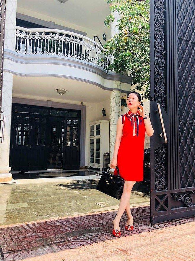 Cận cảnh 2 biệt thự triệu đô ở Việt Nam và Mỹ của Lệ Quyên-3