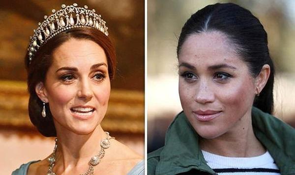 Chuyên gia cảnh báo Meghan cần ở đúng vị trí của mình, Công nương Kate mới là Hoàng hậu trong tương lai-1