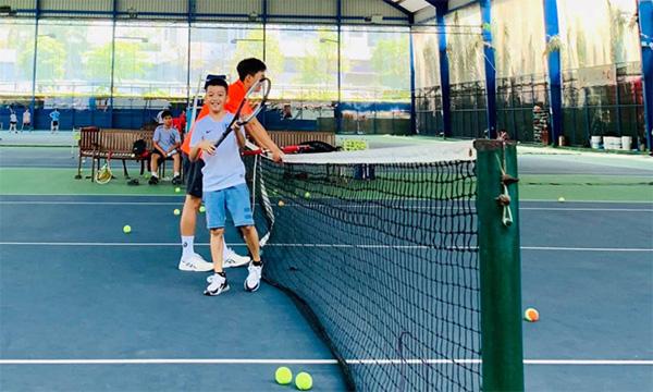 Con trai Cường Đô La - Hà Hồ lớn phổng phao, học giỏi, thích thể thao-10