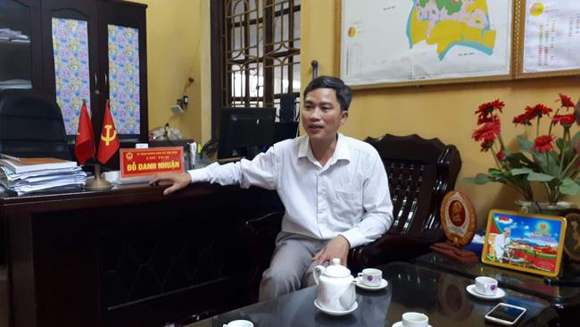Vụ giáo viên bị tố dâm ô học sinh: Đại diện chính quyền bác bỏ thông tin ông M. sàm sỡ ở khu vực nhà vệ sinh-1