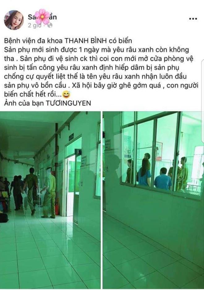 Lãnh đạo bệnh viện ở Đồng Tháp lên tiếng về thông tin sản phụ bị hiếp dâm-2