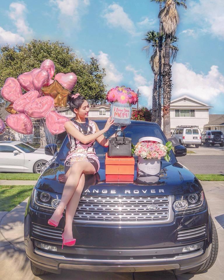 Con gái đại gia Việt buôn siêu xe và cuộc sống xa hoa ở Mỹ-13