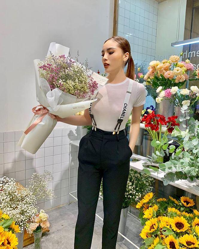 Tiểu Hoa hậu nhà Hà Kiều Anh xinh như thiên thần trình diễn áo dài-12