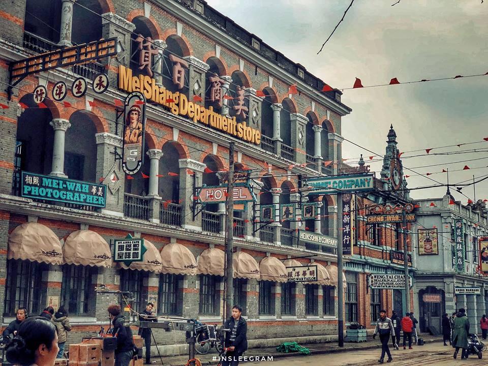 Tham quan phim trường lớn nhất Thượng Hải: Tân Dòng Sông Ly Biệt và 1 loạt tác phẩm nổi tiếng đều quay ở đây-3
