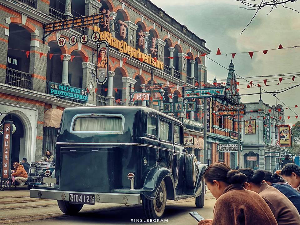 Tham quan phim trường lớn nhất Thượng Hải: Tân Dòng Sông Ly Biệt và 1 loạt tác phẩm nổi tiếng đều quay ở đây-6