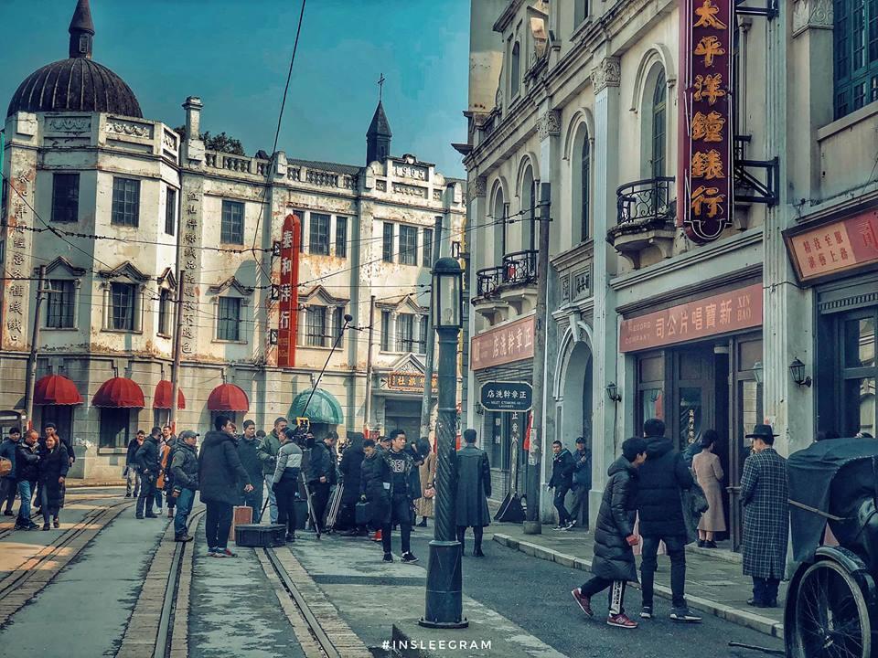 Tham quan phim trường lớn nhất Thượng Hải: Tân Dòng Sông Ly Biệt và 1 loạt tác phẩm nổi tiếng đều quay ở đây-10
