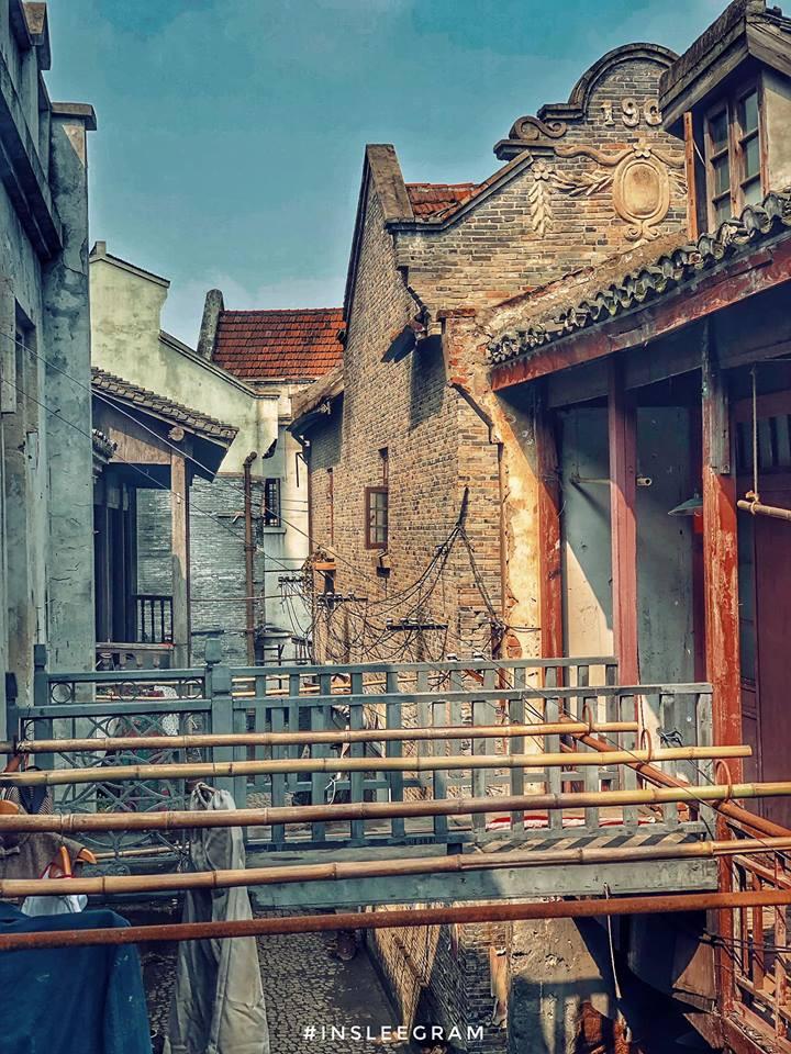 Tham quan phim trường lớn nhất Thượng Hải: Tân Dòng Sông Ly Biệt và 1 loạt tác phẩm nổi tiếng đều quay ở đây-17