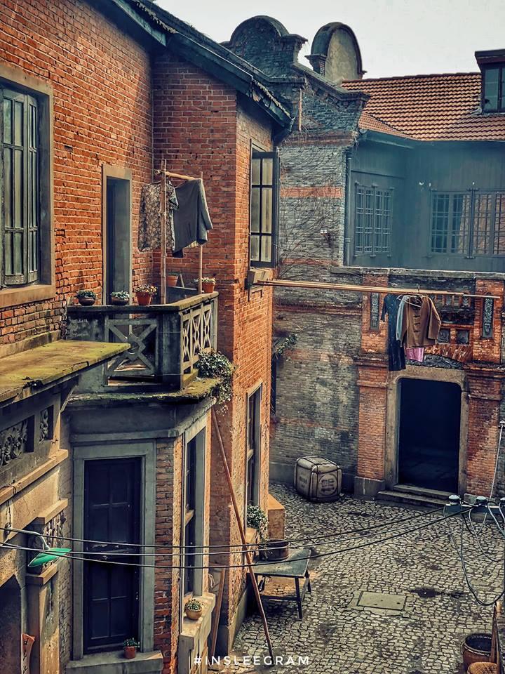 Tham quan phim trường lớn nhất Thượng Hải: Tân Dòng Sông Ly Biệt và 1 loạt tác phẩm nổi tiếng đều quay ở đây-18