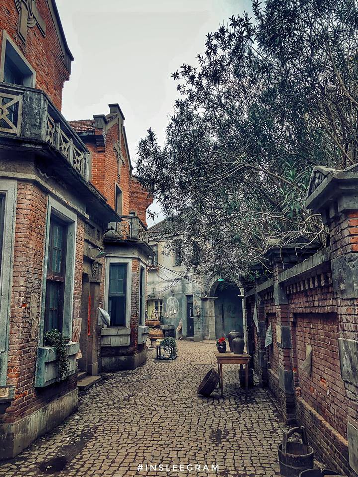 Tham quan phim trường lớn nhất Thượng Hải: Tân Dòng Sông Ly Biệt và 1 loạt tác phẩm nổi tiếng đều quay ở đây-21