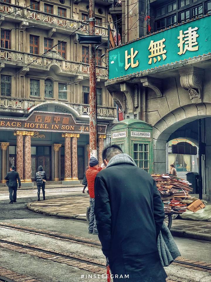 Tham quan phim trường lớn nhất Thượng Hải: Tân Dòng Sông Ly Biệt và 1 loạt tác phẩm nổi tiếng đều quay ở đây-24