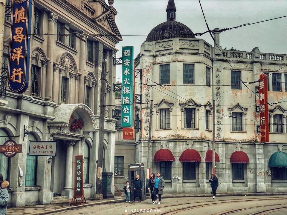 Tham quan phim trường lớn nhất Thượng Hải: Tân Dòng Sông Ly Biệt và 1 loạt tác phẩm nổi tiếng đều quay ở đây-26