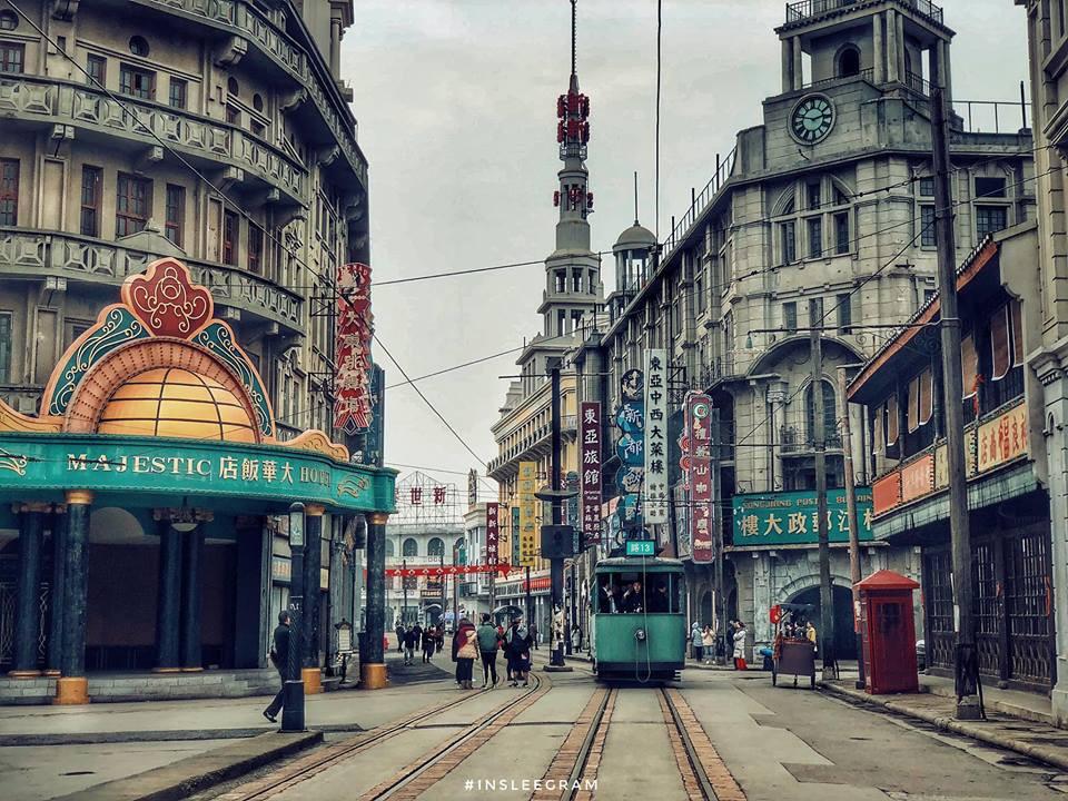 Tham quan phim trường lớn nhất Thượng Hải: Tân Dòng Sông Ly Biệt và 1 loạt tác phẩm nổi tiếng đều quay ở đây-27