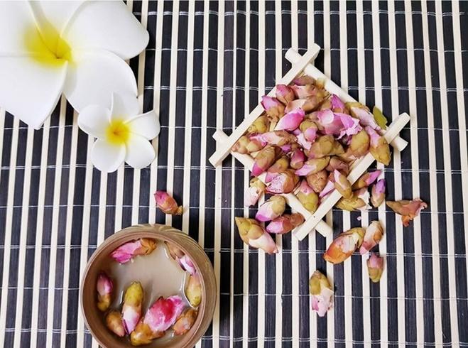 Hoa đào không chỉ dùng để làm cảnh, bạn hoàn toàn có thể sử dụng làm thuốc chữa bệnh theo nhiều cách-4