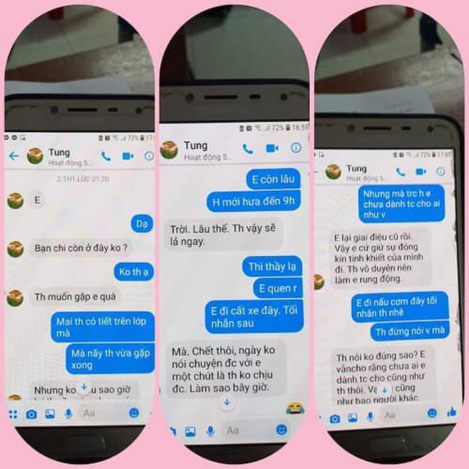 """Nghi án thầy giáo trường chuyên nhắn tin gạ tình"""" nữ sinh lớp 10, Sở GD&ĐT Thái Bình yêu cầu làm rõ vụ việc-5"""