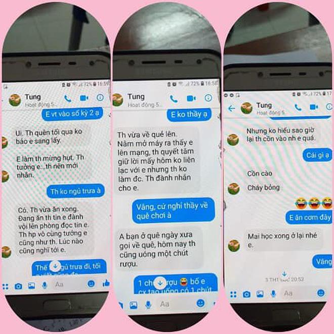 """Nghi án thầy giáo trường chuyên nhắn tin gạ tình"""" nữ sinh lớp 10, Sở GD&ĐT Thái Bình yêu cầu làm rõ vụ việc-4"""
