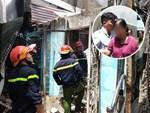 Cảnh sát nổ súng khống chế nam thanh niên đâm chết người ở Bình Thuận-3