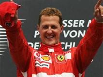 Michael Schumacher lần đầu xuất hiện sau 6 năm chiến đấu với Tử thần