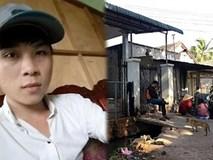 Nóng: Chân dung đối tượng giết người, cố thủ ở Bình Thuận