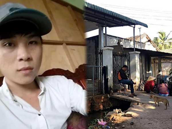Nóng: Chân dung đối tượng giết người, cố thủ ở Bình Thuận-1