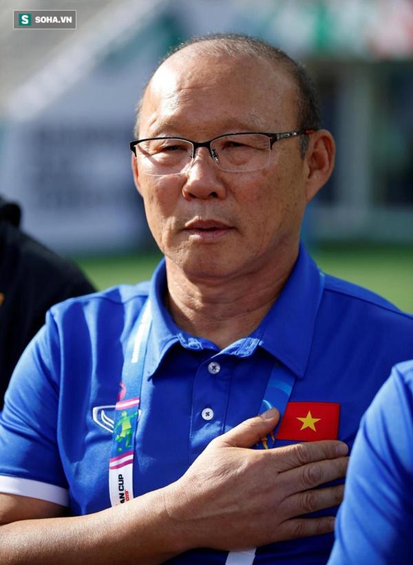 HLV Park Hang-seo hứa sẽ giúp U23 Việt Nam vô địch SEA Games với một điều kiện-1
