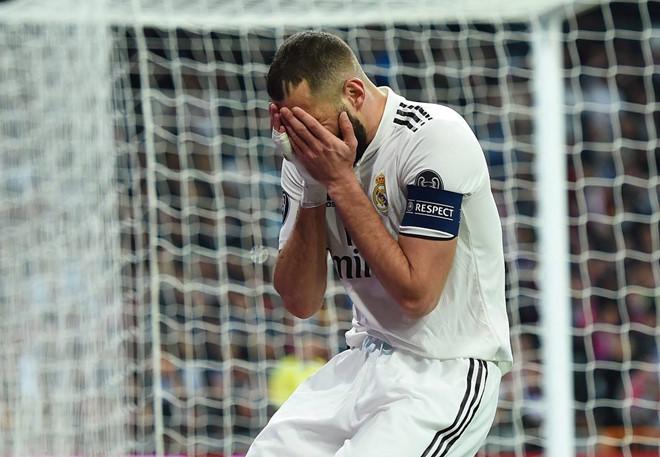 Real thành cựu vương Champions League sau trận thua 1-4-2