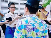 Trường Giang bất ngờ xuất hiện cùng Nhã Phương, lần đầu trả lời về thông tin có con