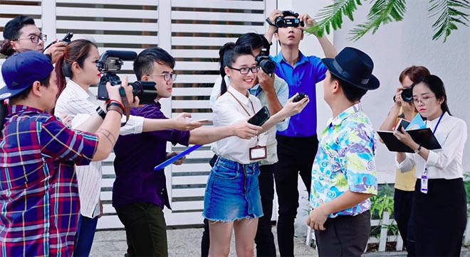 Trường Giang bất ngờ xuất hiện cùng Nhã Phương, lần đầu trả lời về thông tin có con-9