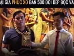 Bộ sưu tập mô tô tiền tỷ của người đàn ông đeo nhiều vàng nhất Việt Nam Phúc XO, dàn xe biển ngũ quỹ ít ai biết-12