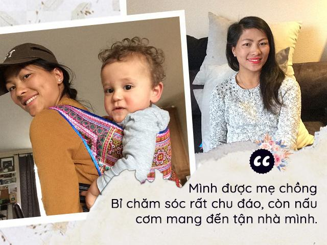 Đẻ liền 2 con, cô bé H'Mông nói tiếng Anh như gió ngạc nhiên với thái độ mẹ chồng Bỉ-4