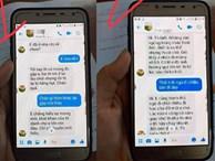 Thầy giáo trường chuyên Thái Bình nhận có nhắn tin tình cảm với nữ sinh và rất hối hận