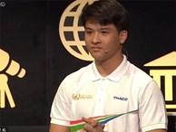 Chàng trai san bằng kỷ lục Olympia 18 năm: 'Mình không thần tượng quán quân'