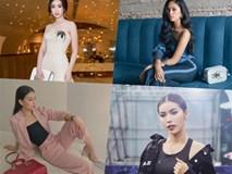 Đo độ chất chơi của 4 hoa hậu: Đỗ Mỹ Linh, Tiểu Vy có thất thế trong cuộc đua hàng hiệu với Minh Tú và Phương Khánh?