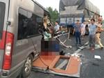 Xử lý nam thanh niên chở vợ, cầm gạch ném vỡ kính ô tô tải đang chạy trên đường phố Đà Nẵng-4