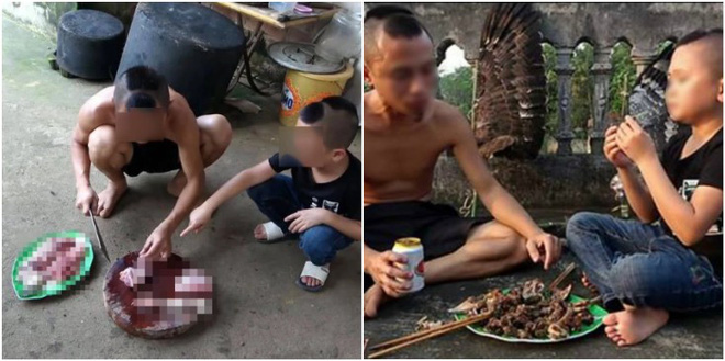 Công an, kiểm lâm làm việc với anh em Tam Mao TV về thông tin thịt chim trong sách đỏ-2