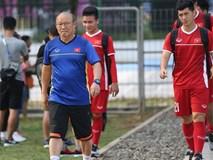 HLV Park Hang Seo khiến tuyển thủ U23 Việt Nam tẽn tò!