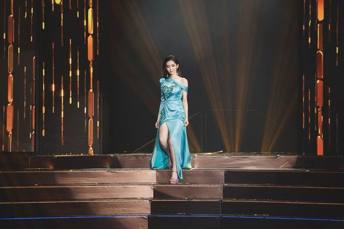 Đỗ Nhật Hà khoe vẻ đẹp hình thể, tự tin trình diễn bikini tại 'Hoa hậu Chuyển giới Quốc tế 2019'-4