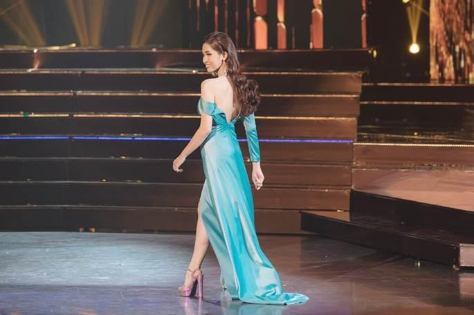 Đỗ Nhật Hà khoe vẻ đẹp hình thể, tự tin trình diễn bikini tại 'Hoa hậu Chuyển giới Quốc tế 2019'-6