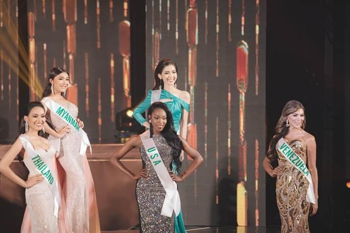 Đỗ Nhật Hà khoe vẻ đẹp hình thể, tự tin trình diễn bikini tại 'Hoa hậu Chuyển giới Quốc tế 2019'-7