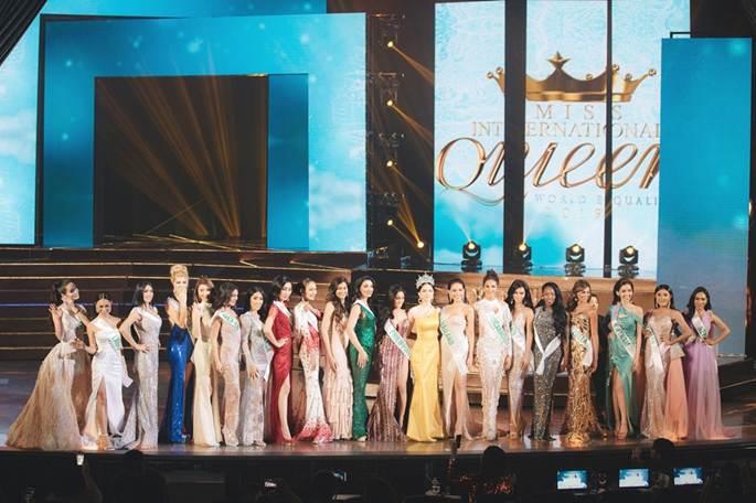 Đỗ Nhật Hà khoe vẻ đẹp hình thể, tự tin trình diễn bikini tại 'Hoa hậu Chuyển giới Quốc tế 2019'-8
