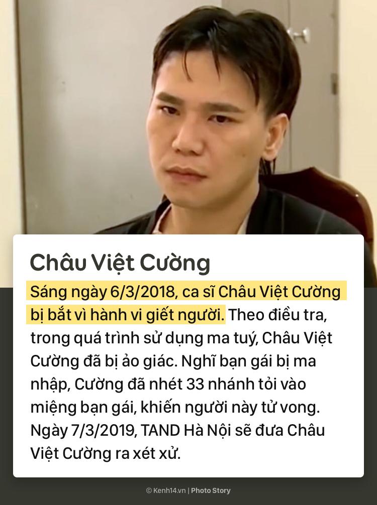 Trước Châu Việt Cường, những sao Việt từng rơi vào vòng lao lý, đánh mất cả sự nghiệp-1