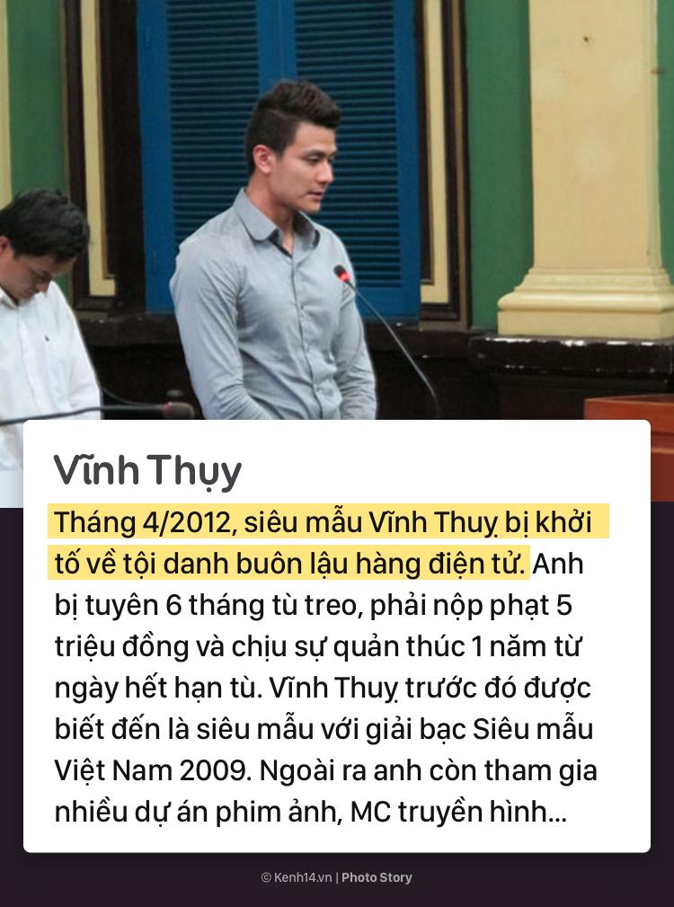 Trước Châu Việt Cường, những sao Việt từng rơi vào vòng lao lý, đánh mất cả sự nghiệp-4